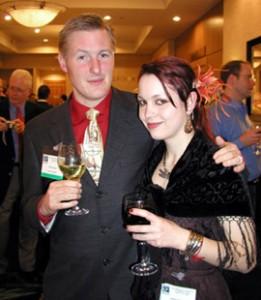 Stefan Ekman and Jeana Jorgensen