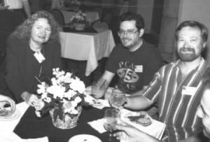 Jean Lorrah, P. Andrew Miller, and Scott Vander Ploeg