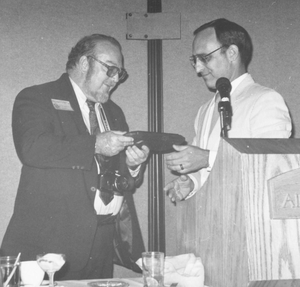 Collins award 1